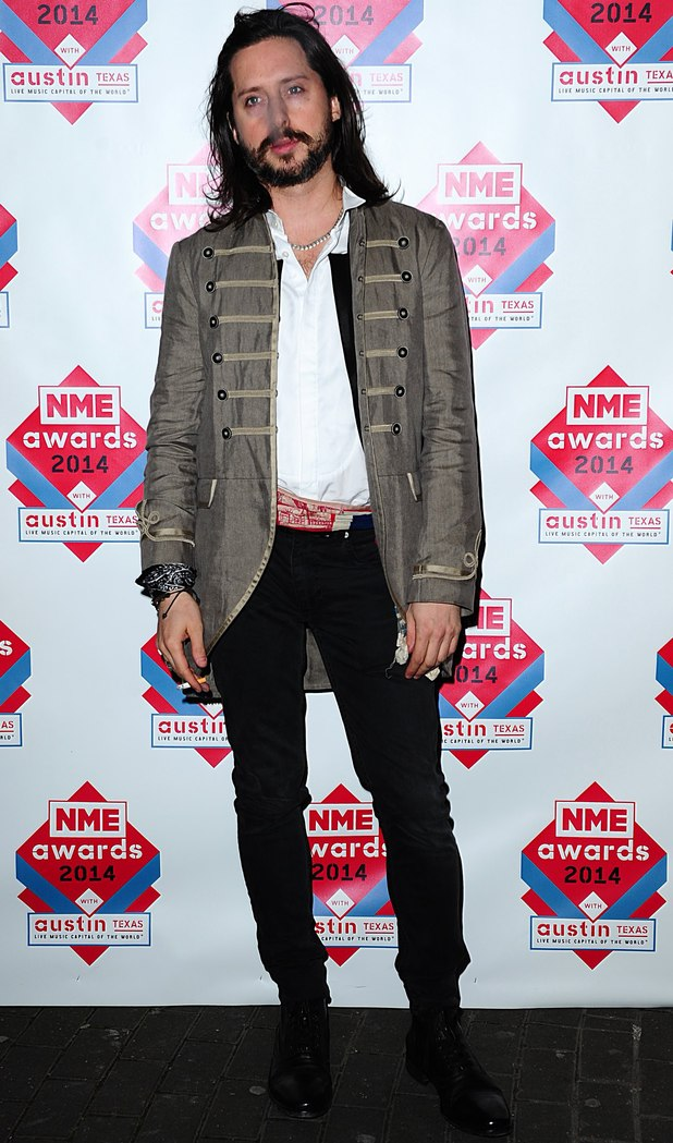 NME Awards: Carl Barat