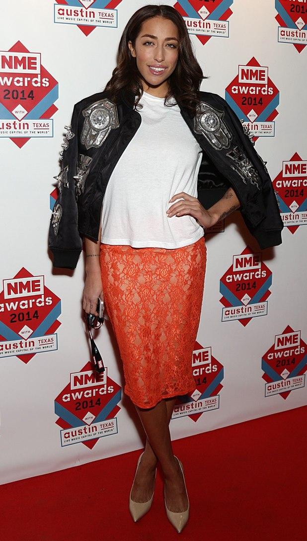 NME Awards: Delilah