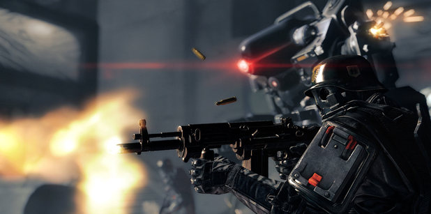 Wolfenstein: The New Order comes to current, next-gen consoles and PC