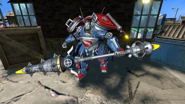 Infinite Crisis screenshot