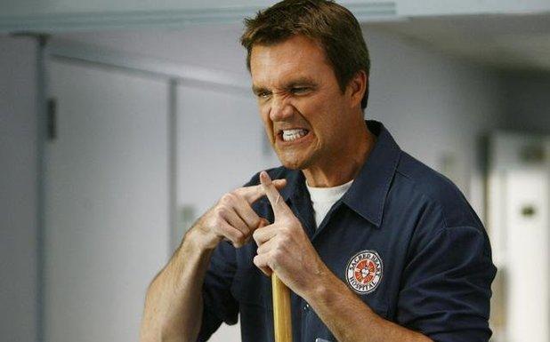 Neil Flynn in Scrubs