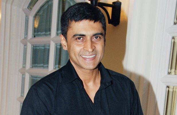 Mohnish Behl at a press conference for the film Rann in Mumbai