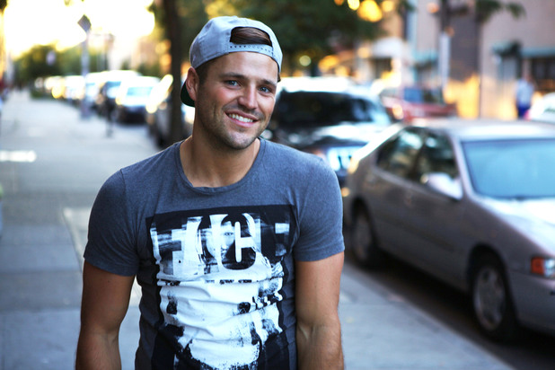Mark Wright on Party Wright Around The World