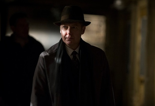 James Spader as Raymond 'Red' Reddington in The Blacklist: 'The Judge'