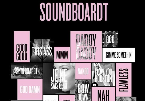 Beyoncé Soundboardt