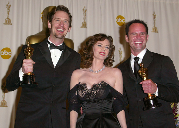 Walton Goggins wins an Oscar in 2001
