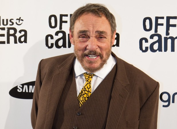 Script Pro Gala at Off Plus Camera Festival, Krakow, Poland - 17 Apr 2013 John Rhys-Davies 17 Apr 2013