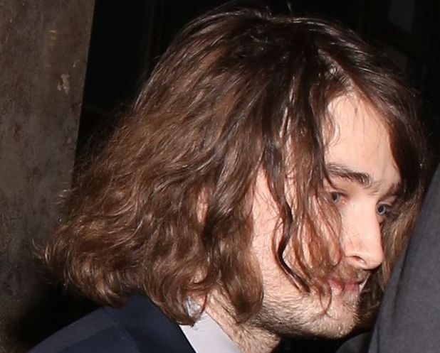 WhatsOnStage Awards, London, Britain - 23 Feb 2014 Daniel Radcliffe 23 Feb 2014