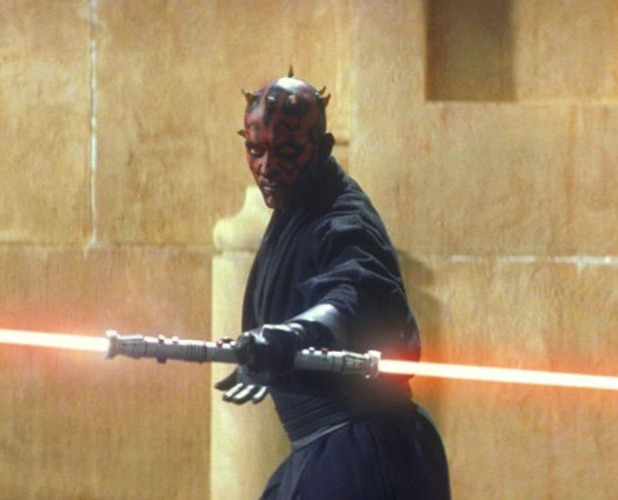 Star Wars villains Darth Maul