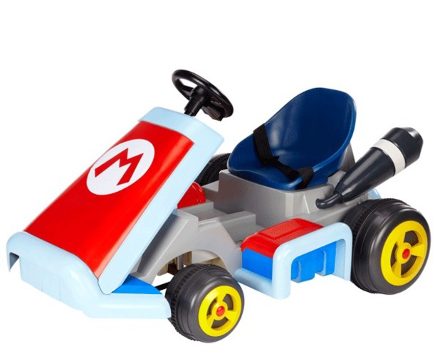 Official Mario Kart ride-on
