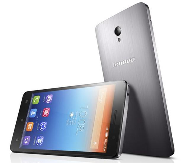 Lenovo's S860 smartphone