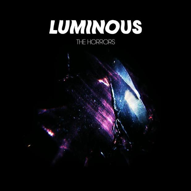 The Horrors new album 'Luminous' artwork