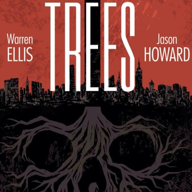 Warren Ellis & Jason Howard's Trees