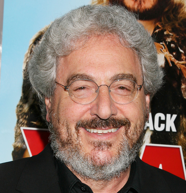 Harold Ramis at the Year One world film premiere, New York
