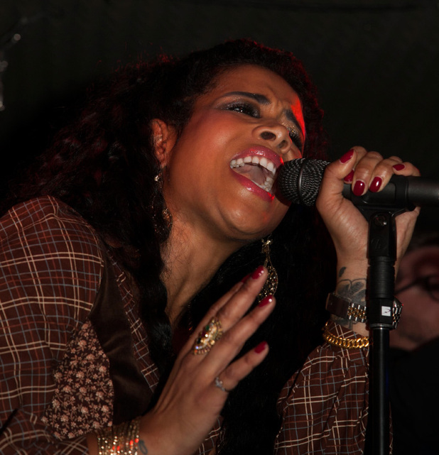 Kelis launches 'FOOD' album in London