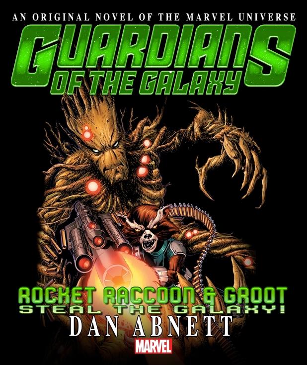 Rocket Raccoon & Groot: Steal the Galaxy