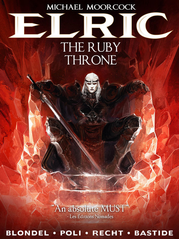 Elric: The Ruby Throne