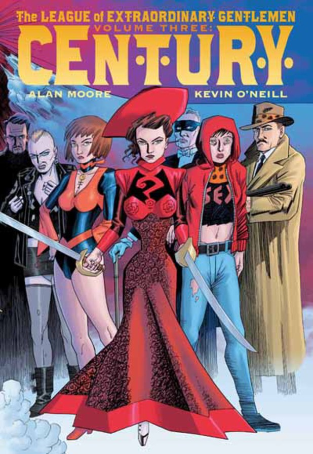 The League of Extraordinary Gentlemen: Century hardcover