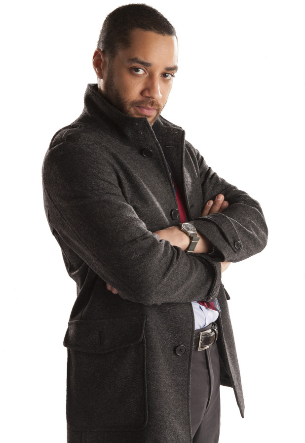Samuel Anderson as Danny Pink in Doctor Who