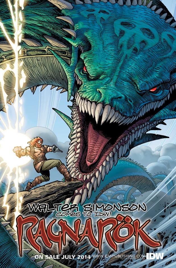 Walt Simonson's Ragnarök