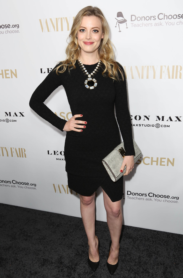 Annie Leibovitz SUMO-Sized book launch hosted by Vanity Fair, Los Angeles, America - 26 Feb 2014 Gillian Jacobs