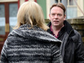 Jane gets tough with Ian on EastEnders next week.