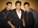 3T talk about their constantly postponed career, and Eternal and A1 meet up.