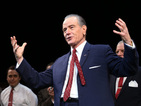 Bryan Cranston makes Broadway debut as Lyndon B Johnson - pictures