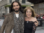 Russell Brand cancels show due to mother's illness