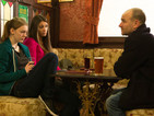 News of Kevin's return causes a stir in Coronation Street tonight.