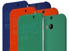 HTC to offer light-up flip case with All New HTC One?