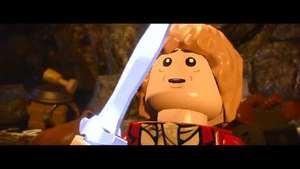 LEGO: The Hobbit buddy-up trailer