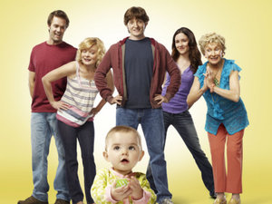 'Raising Hope' on Fox.