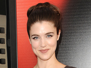 Lucy Griffiths attends the season 6 premiere of HBO's 'True Blood' at ArcLight Cinemas Cinerama Dome