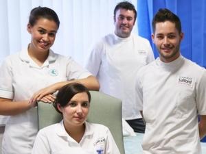 Student Nurses: Bedpans and Bandages