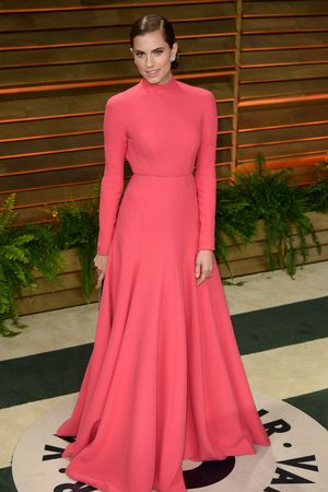 86th Annual Academy Awards Oscars, Vanity Fair Party, Los Angeles, America - 02 Mar 2014 Allison Williams