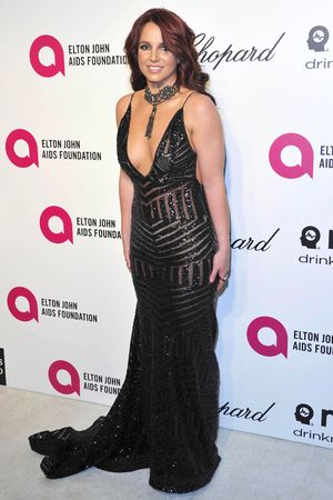 86th Annual Academy Awards Oscars, Elton John AIDS Foundation Party, Los Angeles, America - 02 Mar 2014 Britney Spears