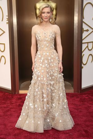 86th Annual Academy Awards Oscars, Arrivals, Los Angeles, America - 02 Mar 2014 Cate Blanchett 2 Mar 2014