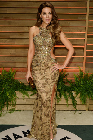 86th Annual Academy Awards Oscars, Vanity Fair Party, Los Angeles, America - 02 Mar 2014 Kate Beckinsale