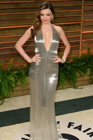 86th Annual Academy Awards Oscars, Vanity Fair Party, Los Angeles, America - 02 Mar 2014 Miranda Kerr