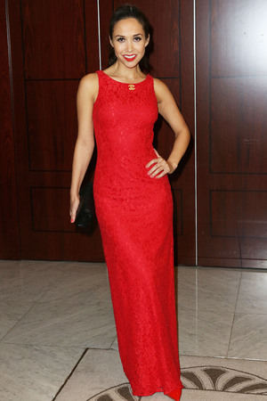 Myleene Klass 6 Mar 2014 London Lesbian and Gay Switchboard 40th Birthday Party, London, Britain - 06 Mar 2014