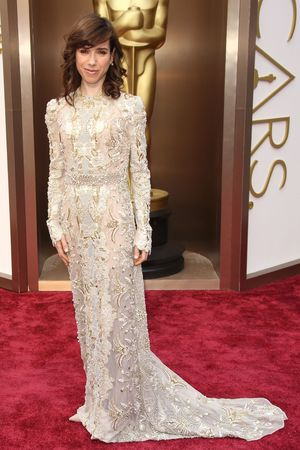 86th Annual Academy Awards Oscars, Arrivals, Los Angeles, America - 02 Mar 2014 Sally Hawkins