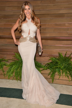 86th Annual Academy Awards Oscars, Vanity Fair Party, Los Angeles, America - 02 Mar 2014 Sofia Vergara