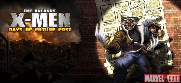 Uncanny X-Men: Days of Future Past mobile teaser