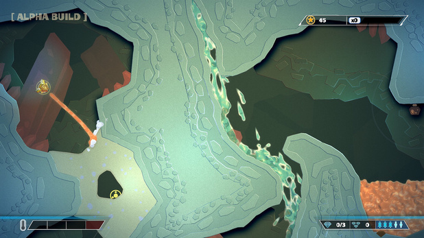 PixelJunk Shooter Ultimate screenshot