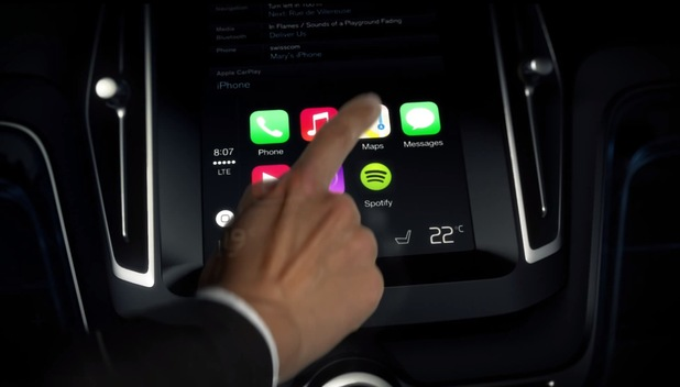Apple's CarPlay