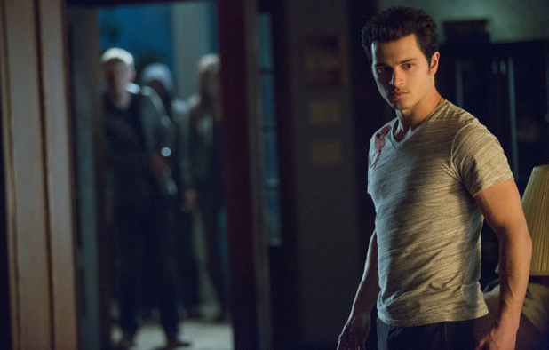 Michael Malarkey as Enzo in The Vampire Diaries S05E14: 'No Exit'