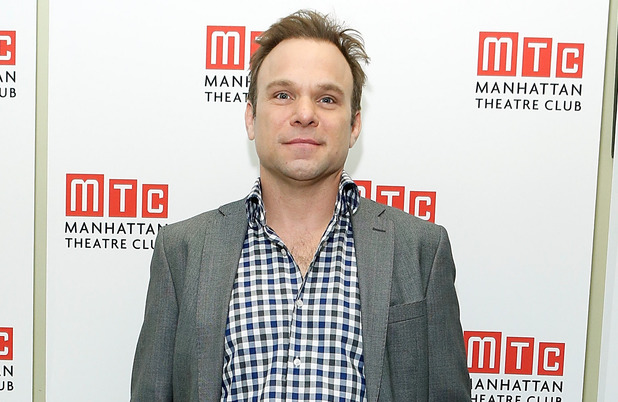 Norbert Leo Butz attends Manhattan Theatre Club's 2014 Winter Benefit at Manhattan Theater Club