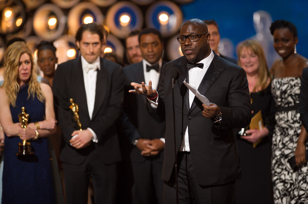The cast of 2 Years A Slave