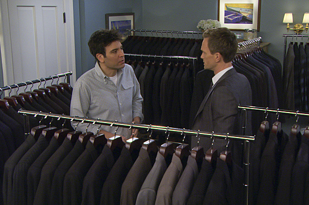 How I Met Your Mother: 'Vesuvius'